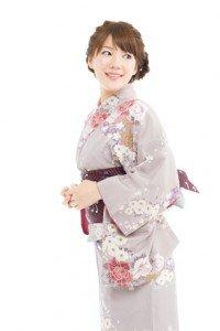 Kimono Farben für Ehefrauen