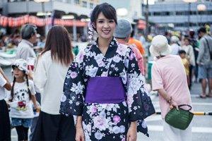 wie kann ich selbst einen japanischen kimono n hen. Black Bedroom Furniture Sets. Home Design Ideas