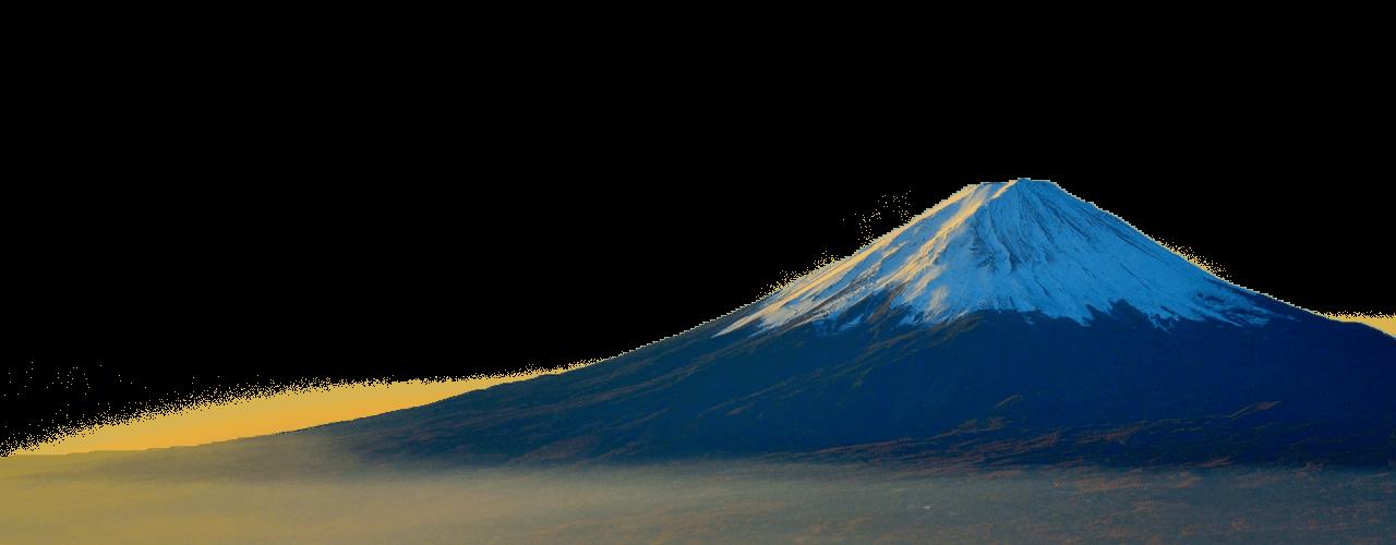 Berg Fuji Japan Kimono