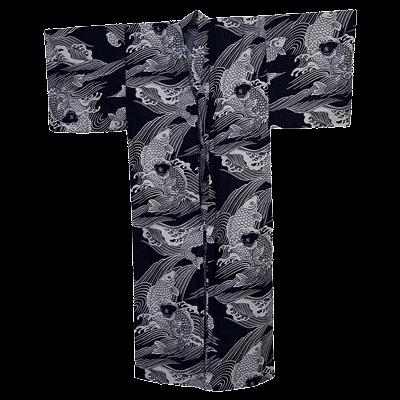 Kimono Herren Karpfen