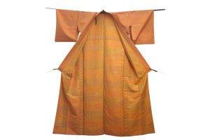 Oranger iromuji Kimono