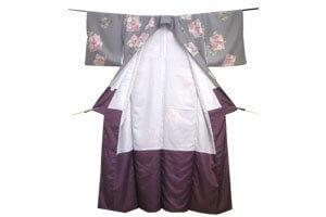 lilaner komon Kimono