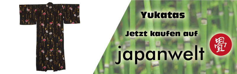yukata banner japanwelt
