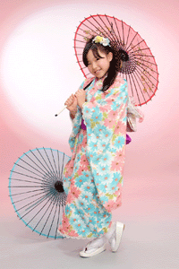 Kinder Kimonogürtel