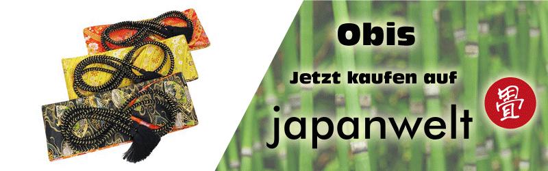Obi banner japanwelt