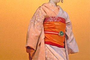 Obidome Kimonogürtel Dekoration