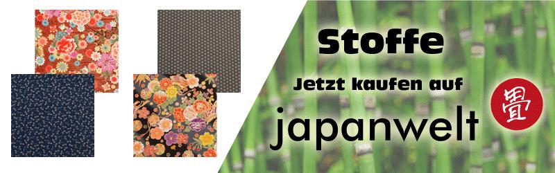 Stoffe banner japanwelt