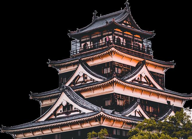 japanischer tower slider