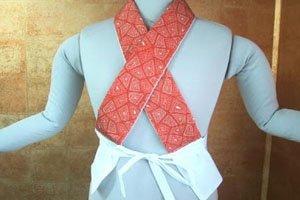 Eri-Sugata Kimono Unterwäsche