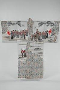 Naga Juban Kimono Unterwäsche