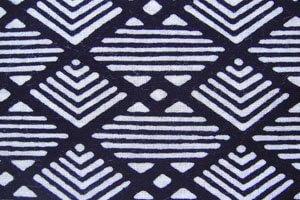 Kimono Symbol Kiefern Diamant Muster